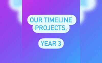Life Timeline 3º de Primaria